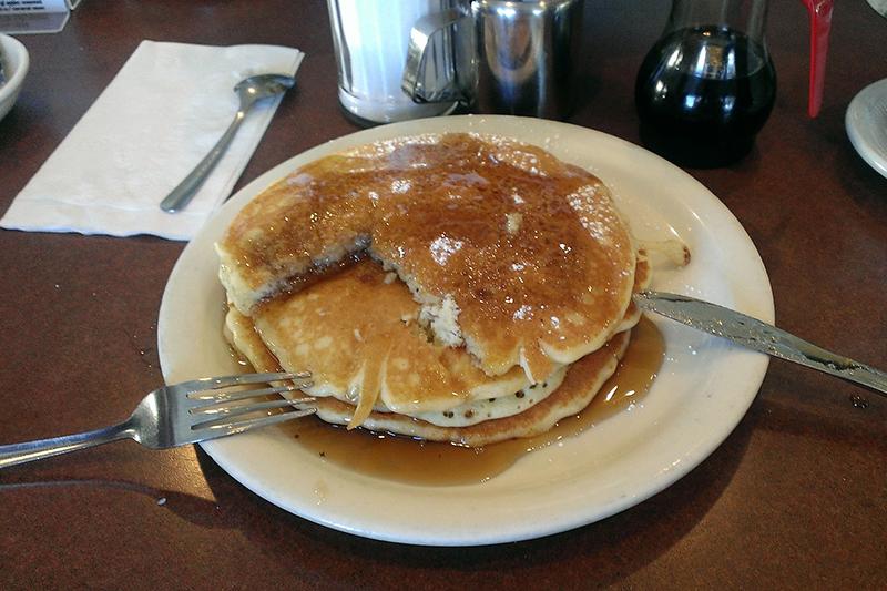 Trophy Pancakes large